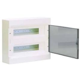 VR212TD Щит в / у с прозрачными дверцами 24 мод. COSMOS