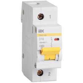 Автоматический выключатель ВА 47-100 1Р 25А 10 кА характеристика C ИЭК