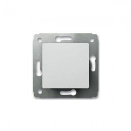773611 Кнопка ,біл. Cariva