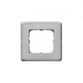 773671 Cariva Рамка 1п. Алюм.