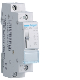 Импульсное реле Hager EPN510 230В / 16А, 2НВ, 1м
