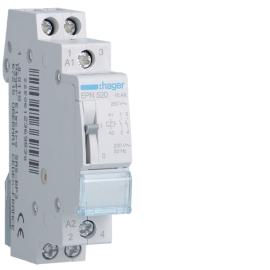 EPN520 Импульсный реле 230В / 16А, 2НВ, 1м