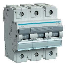HLF380S Автоматический выключатель In = 80 А, 3п, С, 10 kA, 4,5м