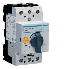 MM507N Автоматический выключатель для защиты двигателя, Iуставкы = 1,6-2,4 А, 2,5м