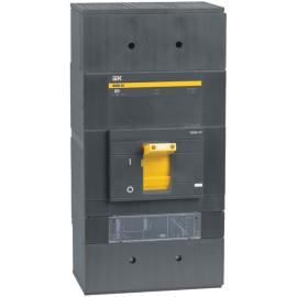 Автоматический выключатель ВА 88-43 3Р 1600А 50кА ИЭК
