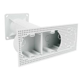 KEZ-3 KB Коробка для утепленного фасада