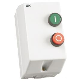 Контактор КМИ10960 9А в оболочке Ue=380В/АС3 IP54 ИЭК