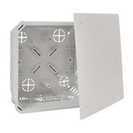 Коробка распределительная с крышкой 150х150х77мм Kopos  КО 125 Е