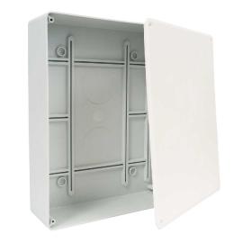 Коробка распределительная с крышкой 255х205х68мм