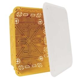 Распределительная коробка Kopos KT 250/L 233х175х78мм квадратная, гипс