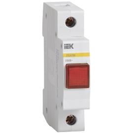 Сигнальная лампа ЛС-47М, красная матрица