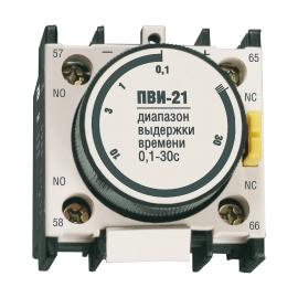 Приставка выдержки времени ПВИ-12, задержка вкл. 10-180с 1з+1р