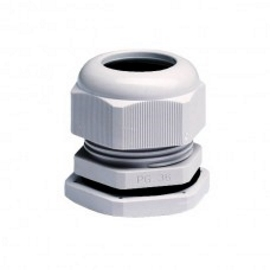 Сальник PG9 диаметр проводника 6-7мм IP54 ИЭК